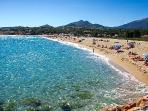 Argeles Beach with mountains in distance  - 20 minutes drive from Villa