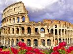 The Colosseum - 15 minutes by tram