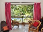 Westwinds Luxury Holiday Apartment with pool near Benaulim beach