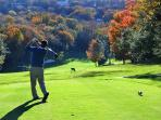 Beech Mountain Club private golf course