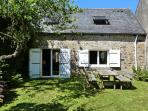 'Le Penty' cottage in Argol will be the start of your journey...