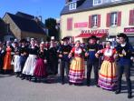 Breton traditionnal dances and music