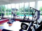Facility:   2. Fitness centre.