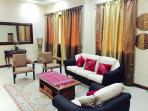 Very spacious superlink house with 5 bedrooms and 6 bathrooms in a gated community
