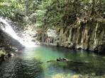 Cascade Paradis à Vieux Habitants