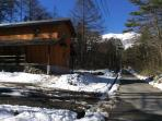 Beaver Lodge : A family-friendly holiday home in the heart of the Hakuba Valley !