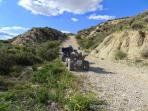 Buggy rides.....One of many activities in Sierra Espuna