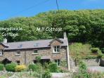 Mill Cottage Solva Pembrokeshire Wales UK