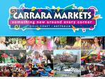 Carrara markets an easy walk
