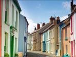 Appledore, Irish Street