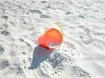 White sand of Sanibel - The best in the world!