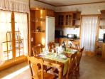 fridge, dish washer, washing machine, dryer, baking oven,microwaves, toaster, coffee machine, kettle