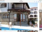 2 bedroomed Villa with private pool in  the Vineyards Complex.