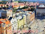 Central square - Ban Jelacic Square