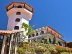 Casa y torre desde donde tendrás una vista de 360° a todo su maravilloso entorno