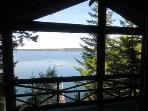 LINEKIN LOG CABIN | EAST BOOTHBAY | MAINE | DOCK AND FLOAT | SCREENED PORCH | KAYAKS INCLUDED | PET-FRIENDLY
