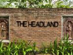 The Headland entrance