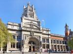 The Victoria & Albert Museum - 10 minutes' walk from your apartment