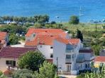 View building exterior Villa Sanja Vodice Croatia