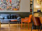 ...contemporary furniture.
