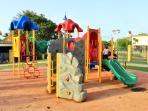 Kids Playground at the Park