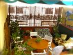 1.Floor Chillout Terrace with sunblind