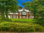 Chandlers Country House - view from the sea