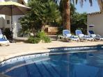Villa Margaritas in Moraira near the beach and sea