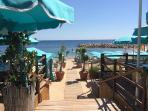 Marquet Beach, Cap d'Ail