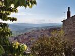 Ripabottoni a small medieval village with wonderful views
