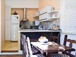 Cocina completa con horno eléctrico