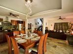 Living & Lounge area