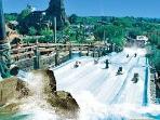 parco divertimenti Caneva  Km 22