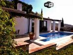 La mexicana - Cosy Rustic Villa With Wide Sweeping Views And Total Seclusion.