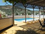 Stunning Chlorine Free Swimming Pool For All The Family -It is Ran With Minerals -Your Own Spa