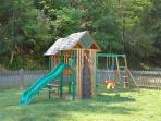 Playground in Cedar Falls Community