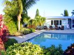 Could any backyard setting be more convenient or beautiful?
