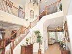 A double height foyer welcomes you and leads through to the very spacious Great room