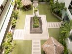 Center patio