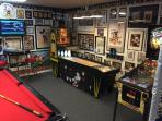 Game Room Top 10 Vacation Home Amenities:  TripAdvisor--All Free Play