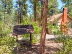 This peaceful Wrightwood vacation rental cabin is perfect for your family's next alpine getaway!