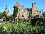 The Castle Hotel in Dornoch has one of the top collections of whisky in the world.