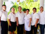 Our seasoned staff has pampered Palace guests for over 15 years.