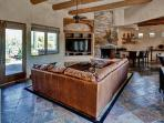 You'll love this home's many high-end, Southwestern-inspired touches