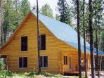 Grizzly Cabin. 