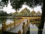 Bangkok - Ancient Siam display village