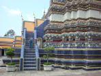 Bangkok - Royal palace and Wat Po complex