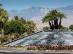 Grand Resort Fountain