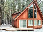 Contemporary 3BR A-Frame Home in South Lake Tahoe - 10 Mins to Lake or Heavenly Valley - PEAK dates still Open