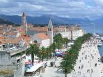 Beautiful Trogir-25-30 min from house